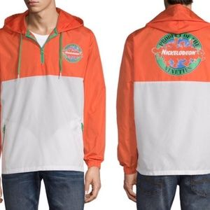 Nickelodeon Windbreaker Jacket